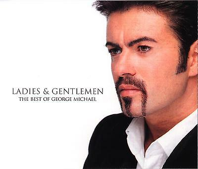 GEORGE MICHAEL Ladies & Gentlemen The Best Of 2CD BRAND NEW Greatest Hits