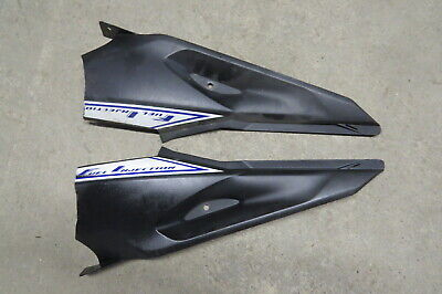 2008 YAMAHA FX  NYTRO MTX, Right Side Cover 4 Exhaust 8GL-21741-00-00 (OPS1056)