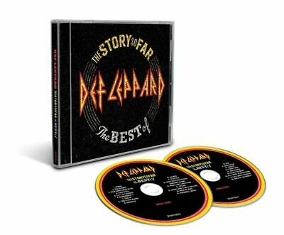 Def Leppard - Story So Far, The - The Best Of Def Leppard (2CD) - CD - New
