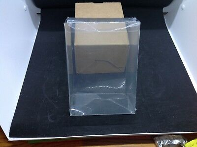 "Collectible Funko Pop! Protector 4"" Vinyl Box Crystal Clear Acid Free Strong"