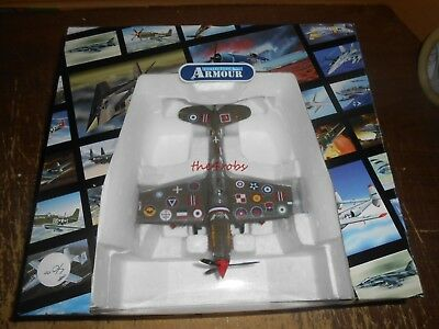 Franklin Mint P40 Curtiss 15 Grand Die Cast Airplane in Box B11C980