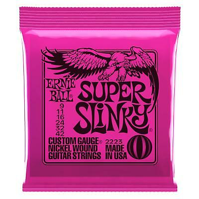 Ernie Ball 2223 Super Slinky Nickel Wound Electric