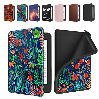 For All-New Amazon Kindle Paperwhite 10th Gen 2018 Slim TPU Back Case Case Cover