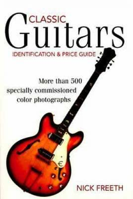 Classic Guitars ID Book Price Guide Electric Gibson PRS