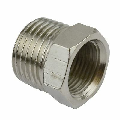 "Air Line Hose Compressor Fitting Connector 3/8"" Female to 1/2"" BSP Male FT013"