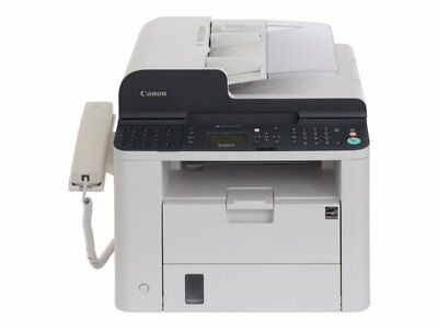 NEW! Canon 6356B010 I-Sensys Fax L410. This Robuse Compact Super G3 Laser Fax Ma