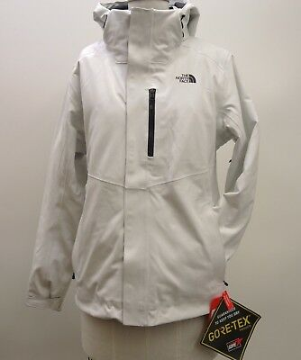 7864f3156b NEUF THE NORTH Face Blanc Femmes Apex Flexible Taille Veste Us L ...