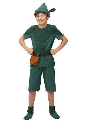 Child Peter Pan Costume