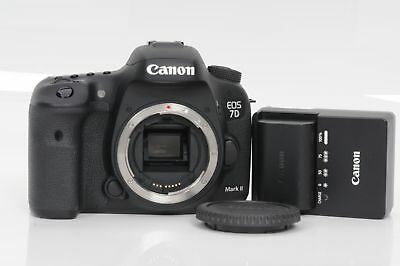 Canon 7D Mark II 20.2MP Digital Camera Body                                 #750