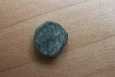 Unidentified Roman ? Or Greek ? Empire Bronze Ancient Coin  F4