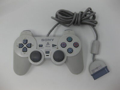 Official OEM Sony Playstation 1 PS1 PSone Dual Shock Controller SCPH-110