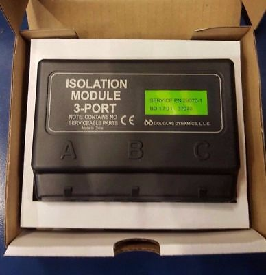 Genuine Western 3 Port Isolation Module 29070-1