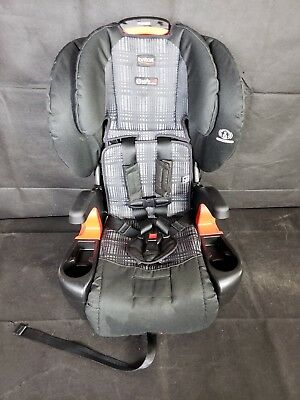 Britax Pioneer Combination Harness 2 Booster Car Seat Domino