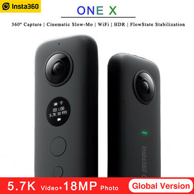 ONE X 5.7K WIFI Sports Action Camera 18MP HDR VR 360º Panoramic Camera DV Cam