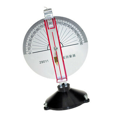 Lab Physics Teaching Experiment Tool Solar Elevation Angle Measuring Gage