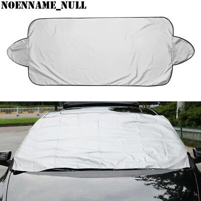 NoEnNameNull Prevent Snow Ice Sun Shade Dust Frost Freezing Car Windshield Cover