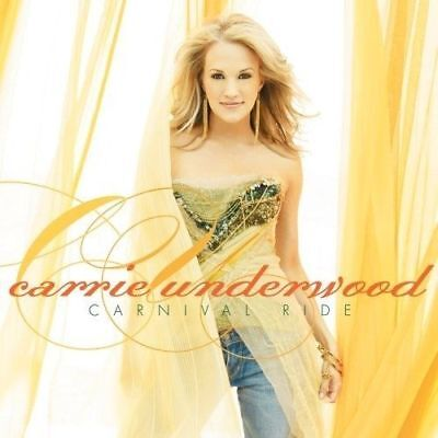 CARRIE UNDERWOOD Carnival Ride (Gold Series) CD BRAND NEW