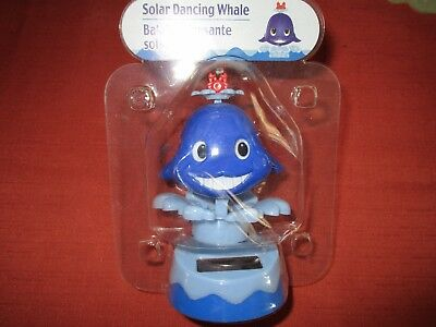 NEW Solar Dancing WHALE