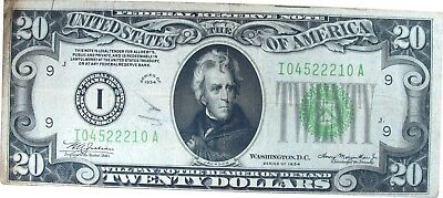 1928-G $2 United States Note XF Condition Problem Free - Z XY
