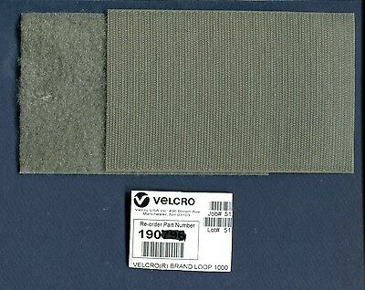 "12""X4"" SAGE GREEN Velcro Brand USAF NAVY USMC ARMY Squadron Flight Jacket Patch"