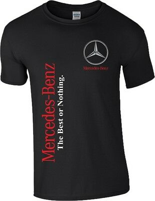 Mercedes Benz T Shirt Motorsport F1 Racing MotoGP Best Fan Mens Size S-5XL Top