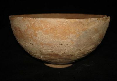 Going Out Of Business Sale! Ancient Painted Bowl-Jug! Early Bronze Age! 3000Bc