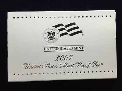 2007 US Mint Proof Set 14 Piece Clad Set