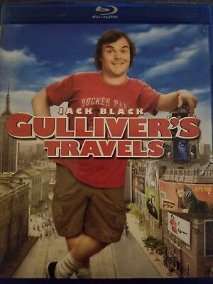 Gulliver's Travels (Blu-ray) Jack Black, Emily Blunt, Jason Segel