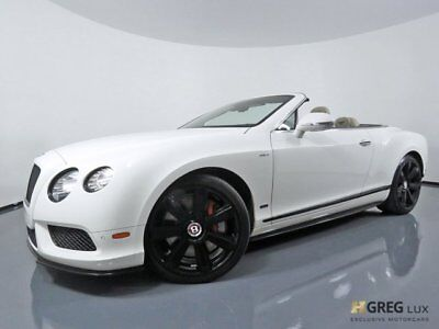 2015 Continental GT V8 S