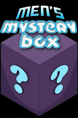$25 Mysteries Box?? For Men!! Anything and Everything????? All New Items!!!!!