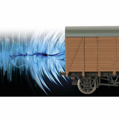 HORNBY R6888TTS  BR 10T Vent Van with Sound Weathered