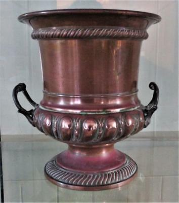 Classical Georgian Sheffield Silver Plated Wine / Champagne Cooler 1780+