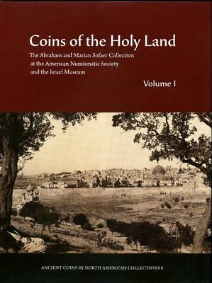 Meshorer: Coins of the Holy Land. The Sofaer Collection. TEXT VOLUME ONLY