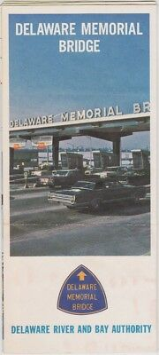 1967 Delaware Memorial Bridge Brochure