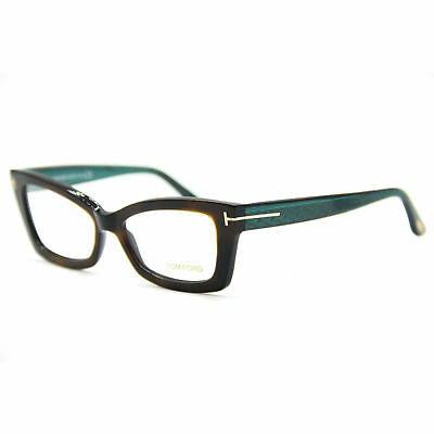 cdce84ad81a8 Tom Ford TF 5363 Eyeglasses 052 Frame FT 5363 Dark Havana Authentic New 53mm