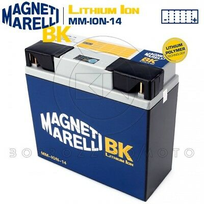 Battery Lithium Magneti Marelli 51913 Bmw R 1200 Rt (K26) 2005-2013