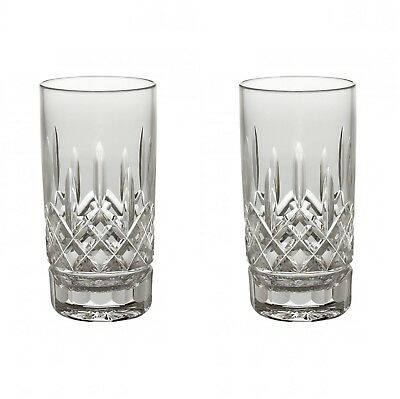 Waterford Lismore 12-Ounce Highball Tumbler, Pack of Two