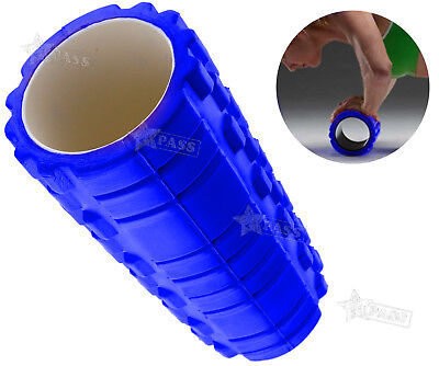 Foam Roller Yoga Grid Trigger Point Massage Pilates Physio Exercise EVA PVC SD