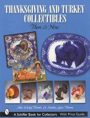Vintage Thanksgiving & Turkey Collectibles Guide incl Decor China & More