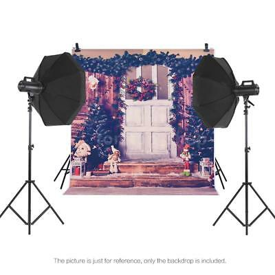 Andoer 1.5 * 2m Photography Background Backdrop Digital Printing Christmas W8A7