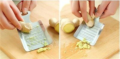 Ginger Garlic Wasabi Grater Crushed Garlic Press Device Kitchen Tools FM