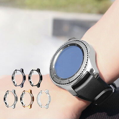 Case for Samsung Gear S3 Frontier TPU Protective Shell Replacement Cover Frame