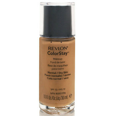 REVLON New ColorStay Makeup for Normal/Dry Skin 370 Toast - 1 fl. oz. (30 ml)