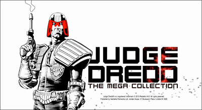 JUDGE DREDD - THE MEGA-COLLECTION - 1 to 90 - EXCELLENT CONDITION (2000AD)
