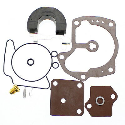 Johnson Evinrude 20-75 Hp Carburetor Kit With Float 600-31 0392061