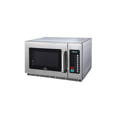Chefmaster 1800 Watt Programmable Microwave - HEB643 Catering Commercial