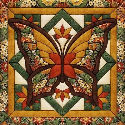Fall Butterfly Quilt Magic Kit-fall Butterfly