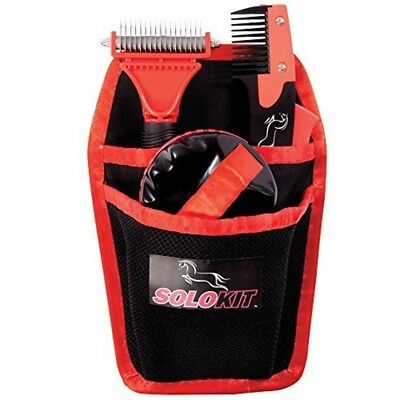 Solokit - Solocomb, Solorake And Solobrush. - Grooming Solocomb Horse Mane