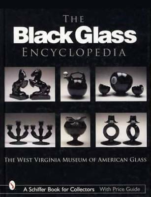 Vintage Black Glass Collector $ID Guide - Fenton, Westmoreland, Imperial & MORE