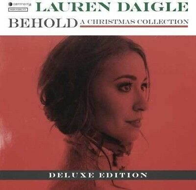 Lauren Daigle ** Behold : A Christmas Collection **BRAND NEW CD